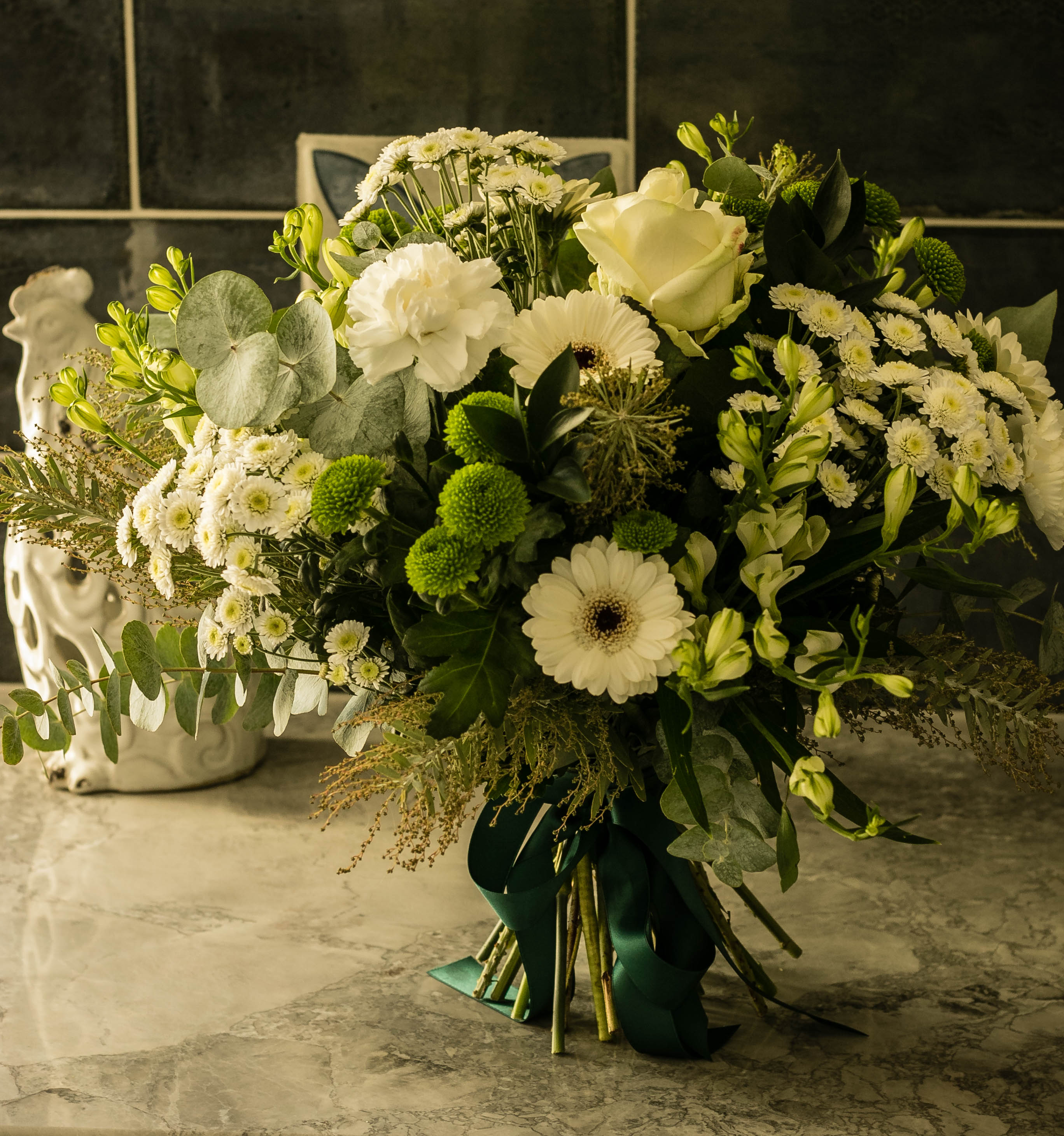 Birthday Flower Compositions